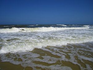 Nordseewellen von Bowspirit Maregraphy