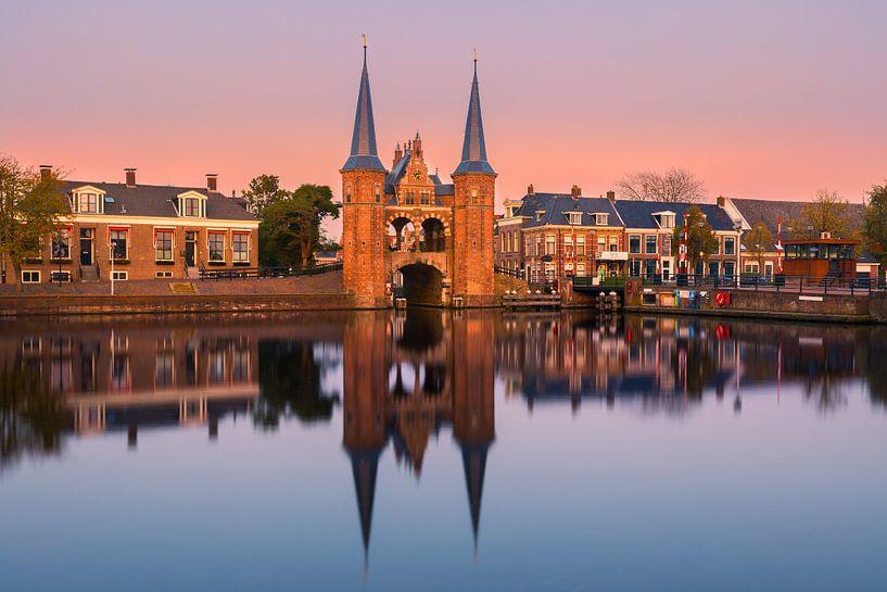 Waterpoort, Sneek van Henk Meijer Photography