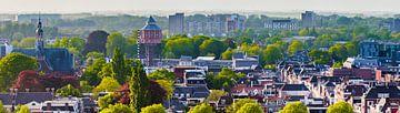 Groningen Skyline van Stad in beeld