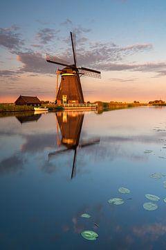 Goldene Mühle von Jan Koppelaar