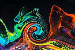 Flüssigkeitsliebhaber von Milky Fine Art