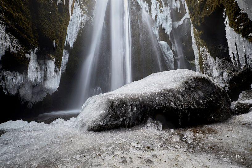 Bevroren wereld van Jeroen Florijn
