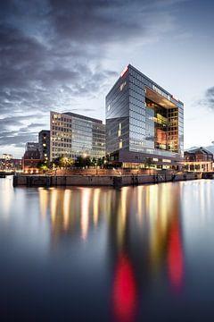 Ericusspitze Hamburg van Florian Schmidt
