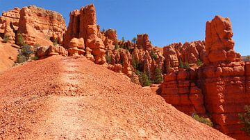Red Rocks van Marek Bednarek
