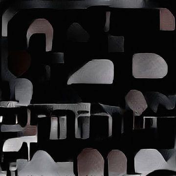 Abstrakte Inspiration LXXXVI von Maurice Dawson