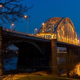 Pont de Waal Nijmegen sur Patrick Verhoef