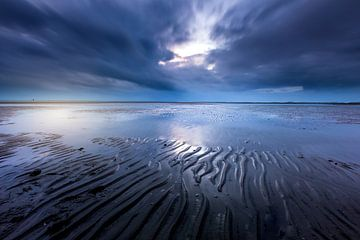 Sonnenuntergang Terschelling von Jacques Jullens