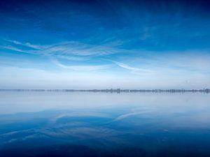 Blue Horizon van