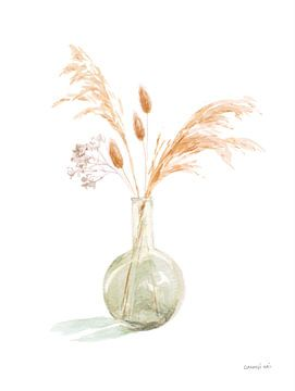 Everlasting Bouquet I Neutral, Danhui Nai van Wild Apple