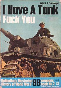I Have a Tank - Fuck You van
