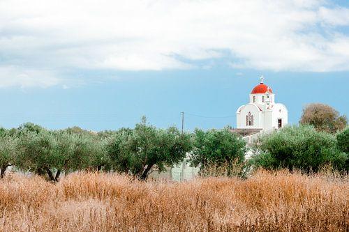 Kerkje in Kreta