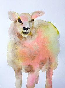 Beh-eautiful van Helia Tayebi Art
