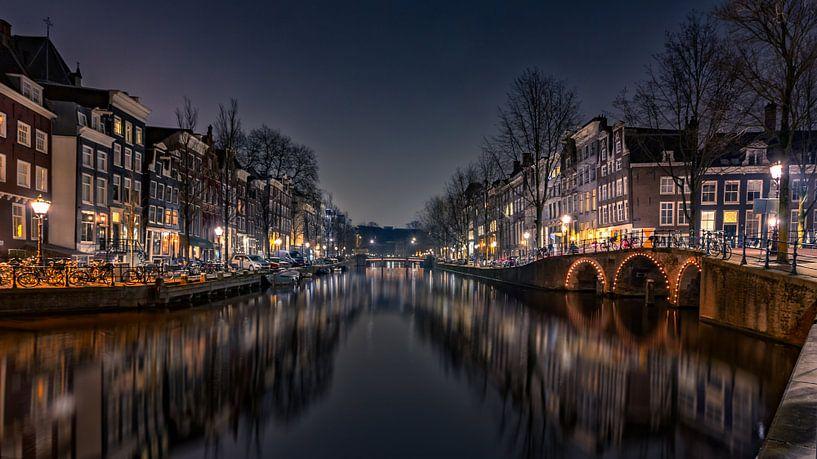 Herengracht Amsterdam van Michael van der Burg