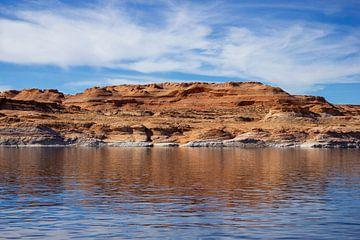 Lake Powell (colorado river), Utah en Arizona, Amerika van Discover Dutch Nature
