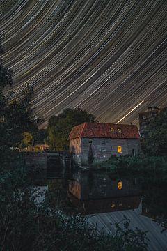 Sternenweg an der Berenschotmolen. von Erwin Kamp