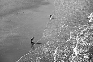 Wasser holen von Tim Meijer