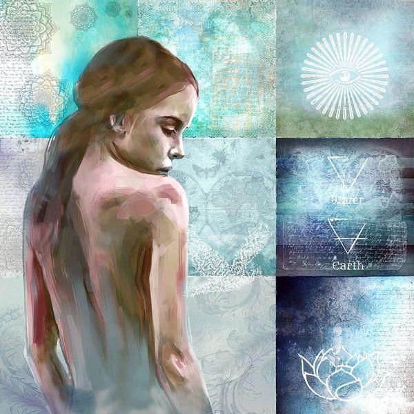 Searching For Inner Peace van Jacky Gerritsen
