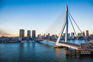 Erasmus-Brücke von Charles Poorter