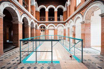 verlaten badhuis van Kristof Ven