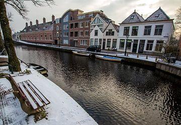 Lindegracht in Alkmaar von peterheinspictures