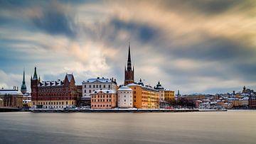Riddarholmen Stockholm van Adelheid Smitt
