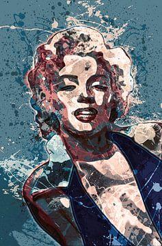 Marilyn Monroe Pop-Art