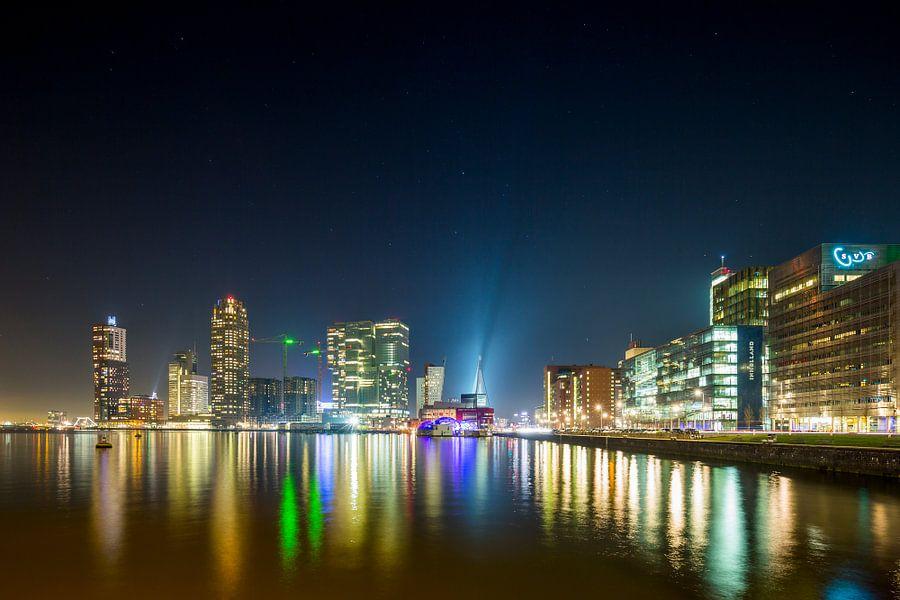 Rotterdam Rijnhaven van Marc Broekman