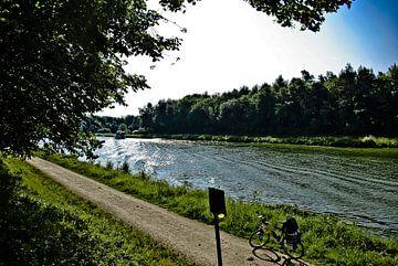 Het Mittellandkanaal van Norbert Sülzner