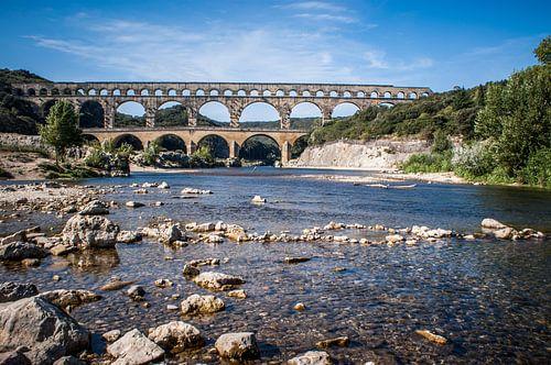 Pont du Gard van