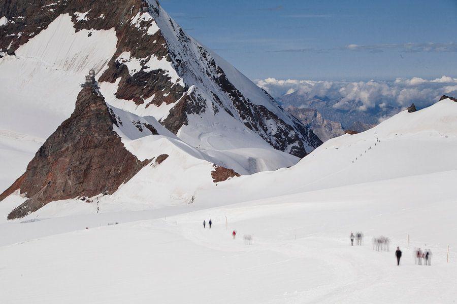 Jungfraujoch van Martijn Smeets