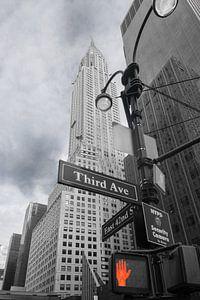 Chrysler Building     New York van