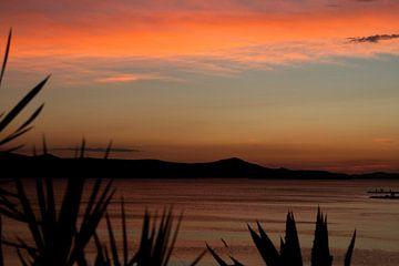 Sunset von Eelke Cooiman