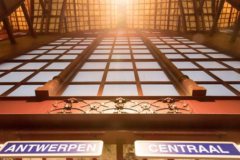 Antwerpen Centraal van Sophie Wils