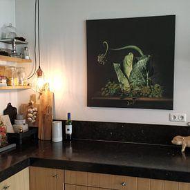 Kundenfoto: Ein grünes Märchen von Monique van Velzen