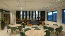 Kundenfoto: Symmetrie Fenster von Sven van der Kooi, als akustikbild