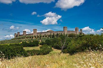 Monteriggioni, Italy van Gunter Kirsch