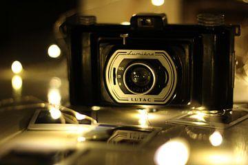Vintage Camera van Angelica Bouwmeester