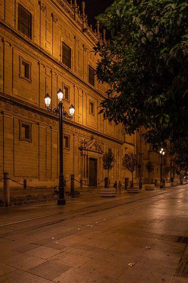 Light in Sevilla