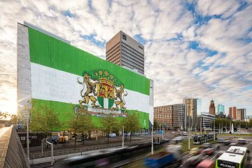 Rotterdams stadswapen van Luc Buthker