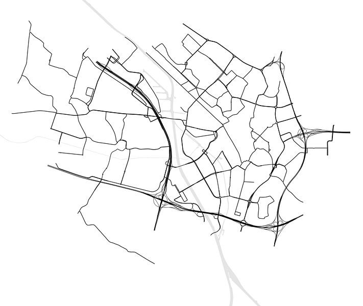 Utrecht van Drawn by Johan