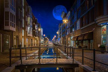 Veenendaal @ Night van Gerrit de Groot