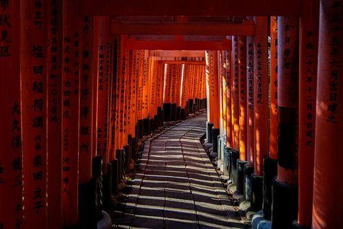 Fushimi Inari von Bas Rutgers