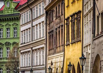 Stadtbild Prag von Karel Ton