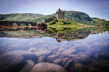 Eilean Donan Castle von Jasper van der Meij