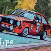 JiPé digital artwork