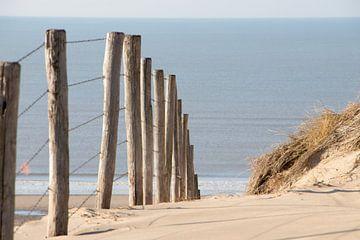 Zee en duinen. van Erik Wouters