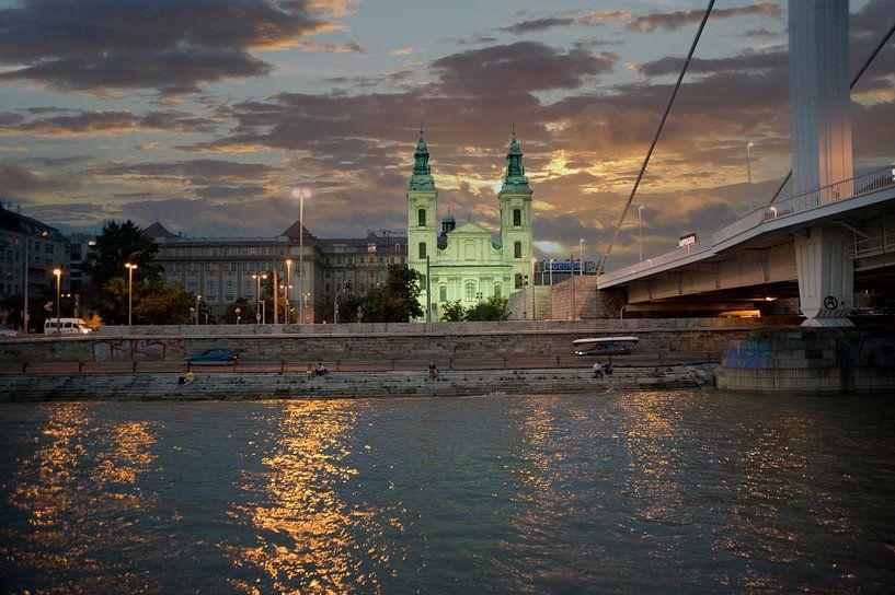 Boedapest van Brian Morgan