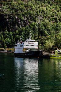 boot in het noorseFlåm