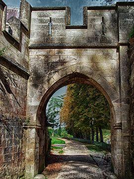 Schloss Pierrefonds von Dietjee FoTo