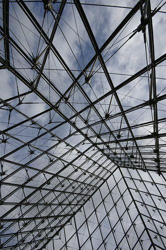 Abstract Architecture van